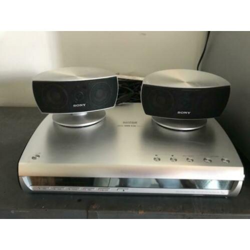 Sony DVD Recorder HomeTheather System DAR-X1R