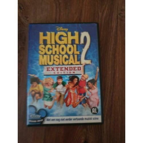 Disney dvd High school musical 2