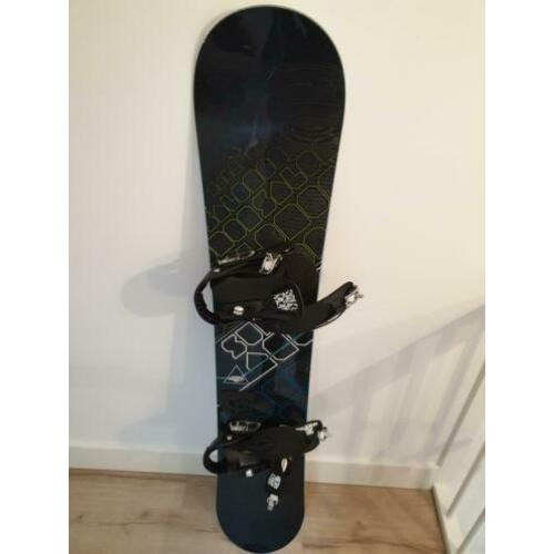 Snowboard Salomon