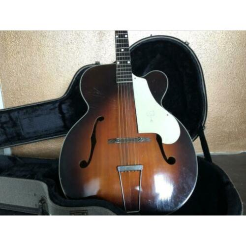 Kay Archtop 1960
