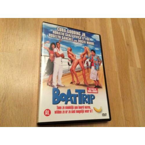 Boattrip DVD - Cuba Gooding Jr. (Dumb en Dumber)