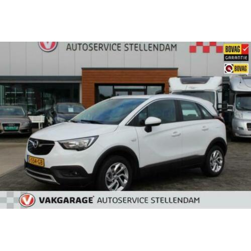 Opel Crossland X 1.2 Turbo Innovation Cruise Control pdc voo