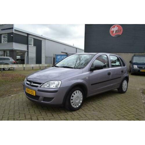 Opel Corsa 1.2 16V 5Drs/Airco/Cruise UNIEKE KM STAND
