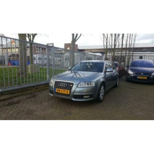 Audi A6 A6 AVANT 2.0TFSI 125KW BUSINESS Uitvoering