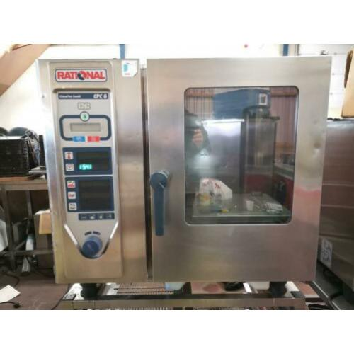 Rational CPC G - ClimaPlus Combi - Combisteamer / Stoomoven