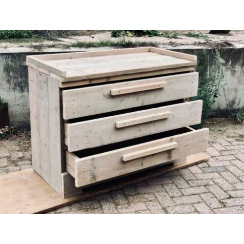 Commode met lades
